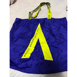 ARASHI ASIA TOUR トートバック(アイドルグッズ)