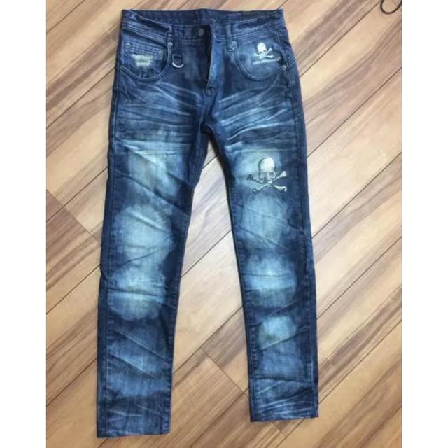 Roen(ロエン)のセマンティックロエンコラボデニム メンズのパンツ(デニム/ジーンズ)の商品写真