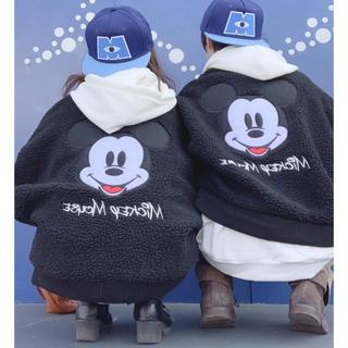 ディズニー(Disney)のミッキーボアジャケットペア♡M×2(その他)