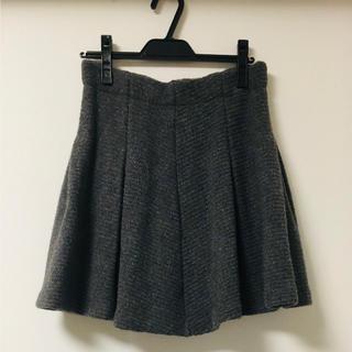 デンドロビウム(DENDROBIUM)のアダストリア DENDROBIUM 上品スカート(グレイ)(ミニスカート)