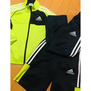 アディダス(adidas)のアディダス ジャージセット 男の子 120(ジャケット/上着)