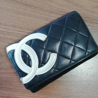 シャネルタイプ  カンボンラインタイプ 財布(財布)