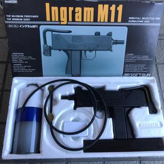 マルゼン イングラムM11 INGRAM(ガスガン)
