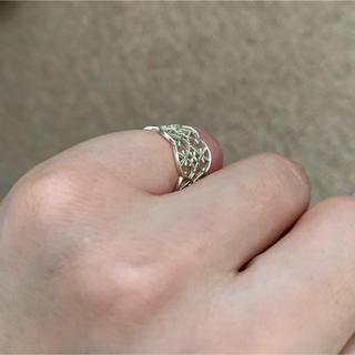 ノジェス(NOJESS)のノジェス シルバー925 ピンキーリング 美品 値下げ(リング(指輪))