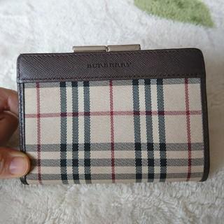 バーバリー(BURBERRY)のBURBERRY バーバリー 折り財布(財布)