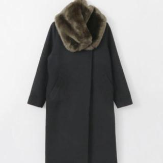 ケービーエフ(KBF)のコート 黒(その他)