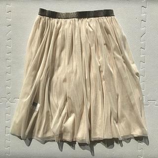 シップス(SHIPS)のシップス  チュールスカート  (ひざ丈スカート)
