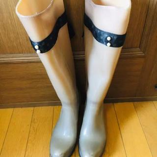 インデックス(INDEX)の緊急再々値下げ☆INDEXレインブーツ(レインブーツ/長靴)