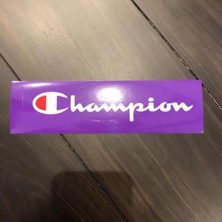 チャンピオン(Champion)の☆限定☆ チャンピオン ステッカー(その他)