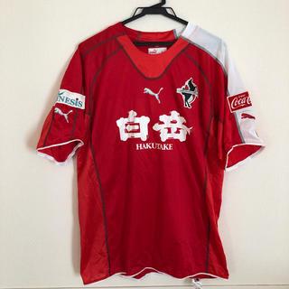 プーマ(PUMA)のロアッソ熊本 レプリカTシャツ  Lサイズ(ウェア)