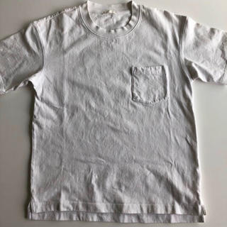 ジーユー(GU)のGU  ヘビーウエイトビッグT ホワイト(Tシャツ/カットソー(半袖/袖なし))