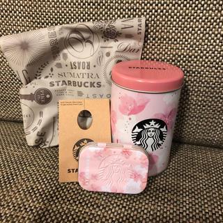 Starbucks Coffee - スタバ クランチチョコ コーヒーミント セット