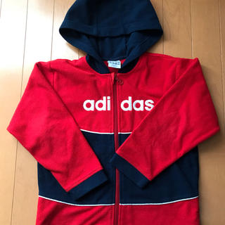 アディダス(adidas)のアディダス ジャージ 120㎝(ジャケット/上着)