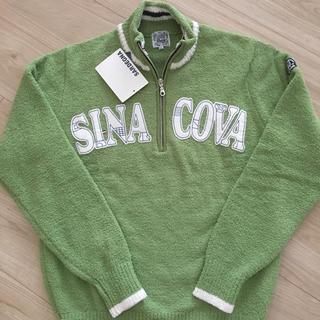 シナコバ(SINACOVA)のシナコバ  ファスナー ニット(ニット/セーター)