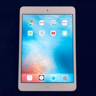 アイパッド(iPad)のiPad mini 初代 wi-fiモデル 16GB 美品(タブレット)