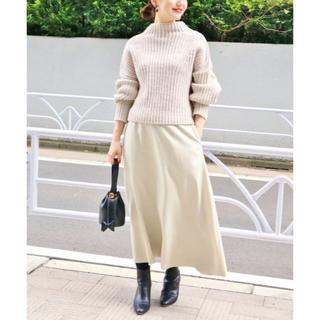 イエナ(IENA)のnyankuroさま専用 【Oggi×IENAコラボ】フレアスカート 38(ロングスカート)
