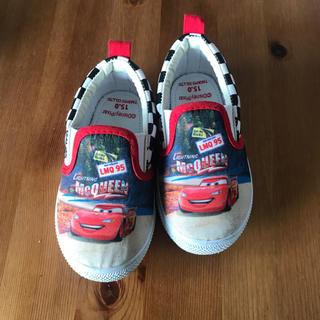 ディズニー(Disney)のカーズ 靴 スニーカー(スニーカー)