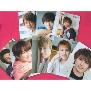 キスマイフットツー(Kis-My-Ft2)のMyojo付録 カード Kis-My-Ft2 (アイドルグッズ)