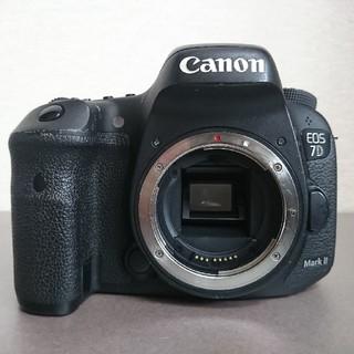 Canon - Canon EOS 7D MarkII + BG-E16 バッテリーグリップ