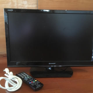 シャープ(SHARP)のAQUOS 液晶テレビ(テレビ)