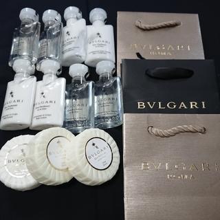 ブルガリ(BVLGARI)のブルガリホテルアメニティ(シャンプー)