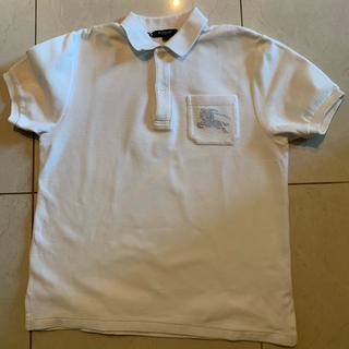 バーバリー(BURBERRY)のバーバリーポロシャツ150サイズ(Tシャツ/カットソー)