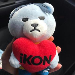 アイコン(iKON)のIKON マスコット ぬいぐるみ バビ(K-POP/アジア)