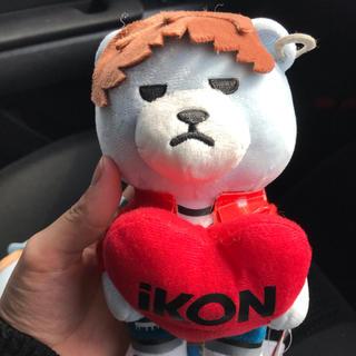 アイコン(iKON)のIKON マスコット ぬいぐるみ ドンヒョク(K-POP/アジア)