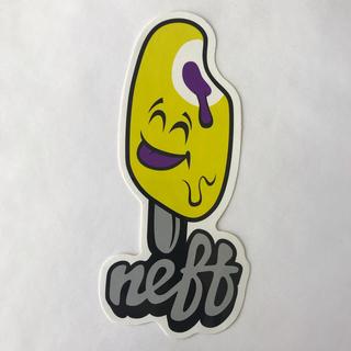 ネフ(Neff)の新品未使用 neff ネフ アイス ステッカー シール スケボー スケートボード(その他)
