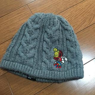 ヒステリックミニ(HYSTERIC MINI)のニット帽 ヒスミニ ヒステリックグラマー(帽子)