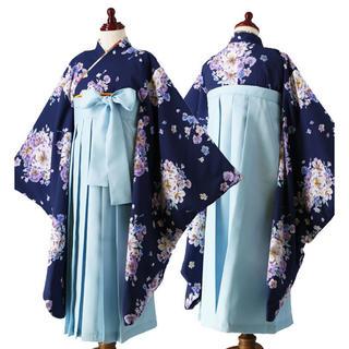 キャサリンコテージ(Catherine Cottage)のキャサリンコテージ 袴セット 150cm(和服/着物)