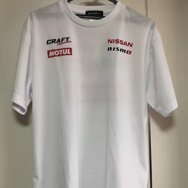 日産(ニッサン)のスーパーGT 3号車 クラフトスポーツ Tシャツ メンズのトップス(Tシャツ/カットソー(半袖/袖なし))の商品写真