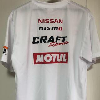 ニッサン(日産)のスーパーGT 3号車 クラフトスポーツ Tシャツ(Tシャツ/カットソー(半袖/袖なし))