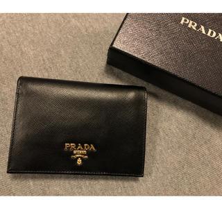 プラダ(PRADA)の新品未使用★PRADA プラダ  サフィアーノ 財布 メンズ レディース(財布)