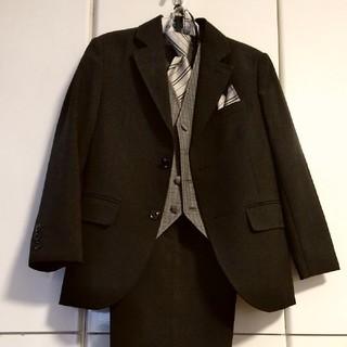 キャサリンコテージ(Catherine Cottage)のキャサリンコテージ男児フォーマルスーツ5点(6点)セット☆(ドレス/フォーマル)