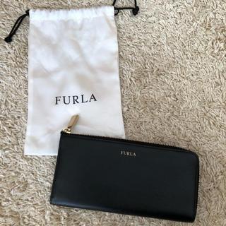 フルラ(Furla)のFURLA フルラ 長財布 ブラック(財布)