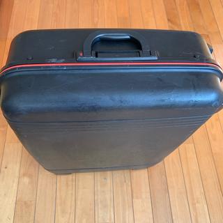 アイリスオーヤマ(アイリスオーヤマ)のアイリス Lサイズ  トランクケース ブラック(スーツケース/キャリーバッグ)