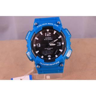 カシオ(CASIO)の☆カシオ アナデジソーラーAQ-S810WC-3AVDF新品(腕時計(アナログ))