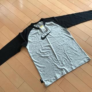 ナイキ(NIKE)のナイキ 長袖シャツ  サイズ  140㎝  新品(Tシャツ/カットソー)