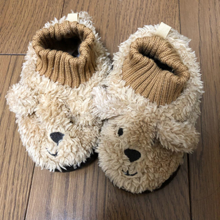 ギャップ(GAP)のGAP baby靴Cozy bear slippers12.5cm〜13.5cm(その他)