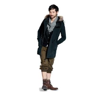 グラム(glamb)のglamb GB10WT / JKT06 : Luxe mods coat  (モッズコート)