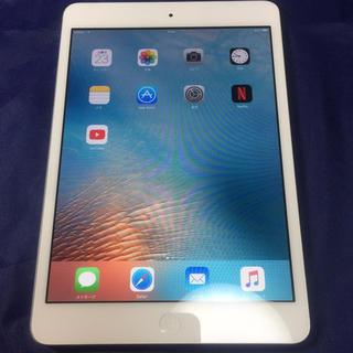 アイパッド(iPad)の① iPad mini au 16GB Wi-Fi+ cellular ジャンク(タブレット)