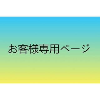 Ryu様専用(その他)