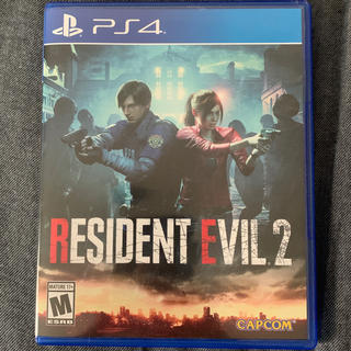 プレイステーション4(PlayStation4)のBiohazard Re:2 北米版(家庭用ゲームソフト)