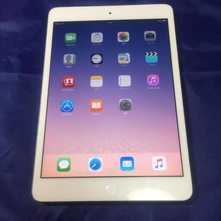 アイパッド(iPad)の② iPad mini au 16GB Wi-Fi+ cellular ジャンク(タブレット)