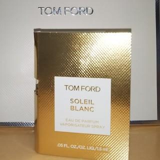 トムフォード(TOM FORD)のトム フォード ソレイユ ブラン オード パルファム スプレー(香水(女性用))