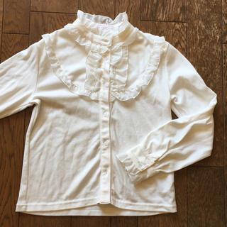 キャサリンコテージ(Catherine Cottage)のキッズ フリルシャツ(150)キャサリンコテージ(Tシャツ/カットソー)