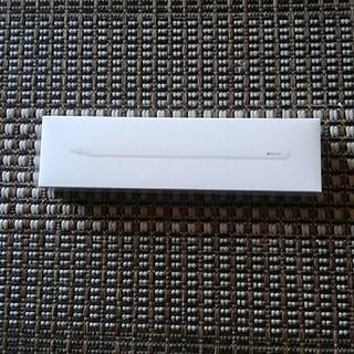 アイパッド(iPad)の最新第2世代アップルペンシルMU8F2J/A(PC周辺機器)