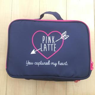 ピンクラテ(PINK-latte)のピンクラテトラベルポーチ(ポーチ)