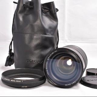 キヤノン(Canon)のContax Vario-Sonnar F3.3-4.5 35-135mmMMJ(レンズ(単焦点))